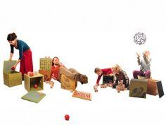 Wunderholz Synthese von Ästhetik und Spielwert, an der Schnittstelle von Spielzeug und Designobjekt. www.wunderholz.com