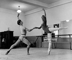 Rudolf Nureyev Stock Photos and