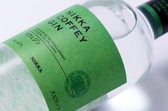Nippon Design Center: Nikka Coffey Gin
