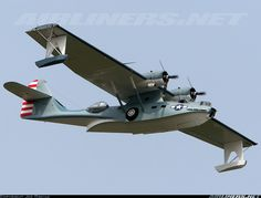 Consolidated PBY Catalina | Picture of the Consolidated PBY-5A Catalina (28) aircraft