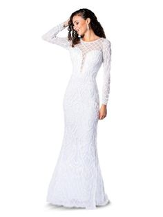 In store now Colour: Diamond White Size: 4 Mori Lee Prom, Blush Prom, Prom Dresses, Wedding Dresses, Dress First, Fit And Flare, Colour, Bridal, Diamond
