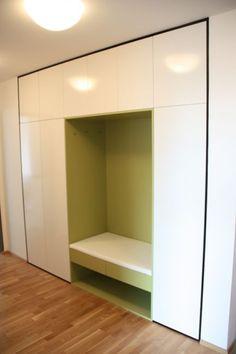 AMBIENT INTERIER - Bydlení - Vestavěná skříň