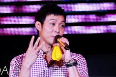 [PICS] 120914 Yoochun 1st Asia Fanmeeting Tour in Taiwan – Part 3    Credit: NagooTV Facebook + As Tagged + PYC DC Gall + Raiterie  Shared By: JYJ3