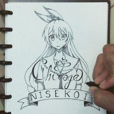 Chitoge - nisekoi
