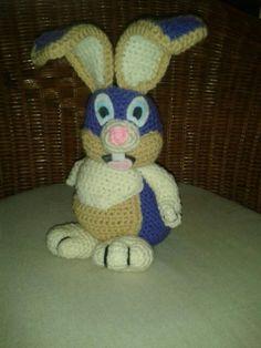 Konijn uit alice in wonderland  Rabbit from alice in wonderland