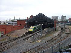 Gare Train Station - Cork Kent Station