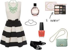 """""""Girly fun"""" by miranna ❤ liked on Polyvore"""