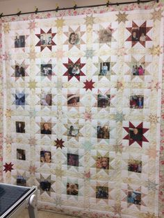 Quilting, Blanket, Home, Blankets, Ad Home, Scraps Quilt, Homes, Comforter, Houses