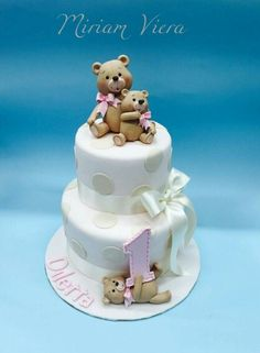 My Teddy cake