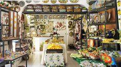 L'Oasi Ceramiche Local products Anacapri
