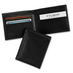 Filson Bridle Leather Outfitter Wallet