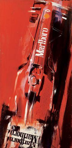 Indy car by Camilo Pardo