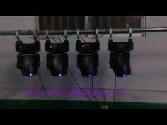 WLEDM-04B mini 75W/90W spot LED moving head  Whatsapp:+8618933995949