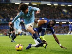 "Manchester City attacker Leroy Sane says that he is ""really happy"" at the Etihad Stadium and suggests that he is nearing a contract extension. Chelsea Football, Chelsea Fc, Manchester City, Mole, Champions League, Blues, Sayings, News, Happy"