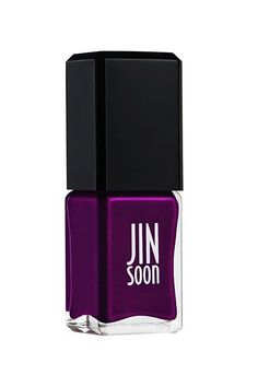 Best New Nail Shades For Fall: JinSoon Soubrette New Nail Colors, Nail Polish Colors, Winter Beauty, Nail Tutorials, Jewel Tones, Shades Of Purple, Manicure And Pedicure, Nails Inspiration, How To Do Nails