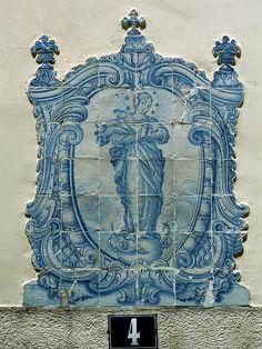 Lisboa - handmade tiles can be customized