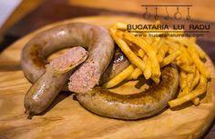 Carnat frantuzesc, o reteta din 1935. #bucatarialuiradu Sausage, Meat, Pork, Fine Dining, Sausages