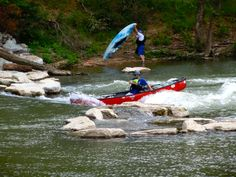Check out the latest addition to Arkansas' amazing outdoor spaces, Fishers Ford, in Siloam Springs. This whitewater park is great for paddlers and families alike.