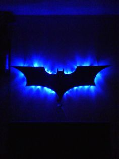 GosuGamers DotA | Thread: [DIY] Batman nightlight, yup I am doing this, the boys need a Batman light to match their Batman bunkbeds