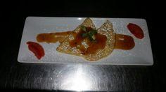 Crêpes Suzette à l'orange sanguine