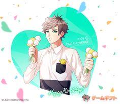 A3!(エースリー)の新着ニュースを紹介!!Happy Birthday!~4.9~ Tsuzuru Minagi ※本記事には、ゲーム内のイベント等のスクリーンショットが含まれますのでご注意ください。 ※本記事の無断転載を固く