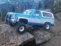 Awesome Blazer by Facebook user Ron C.   Get yours TODAY on our store site @ http://www.store.rc4wd.com !!  #rc4wd