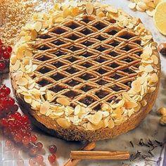 Linzertorte, il dolce del natale austriaco