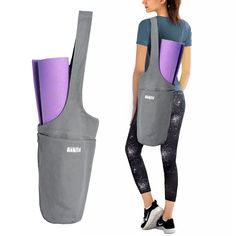 45914e8477 Yoga Mat Bag by ASKITO
