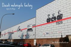 Have you seen a real factory? The Ducati museum and factory tour is fascinating and an easy day trip from Bologna! The Educational Tourist can help you plan you trip! www.theeducationaltourist.com
