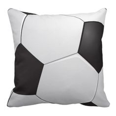Football Soccer Pillows
