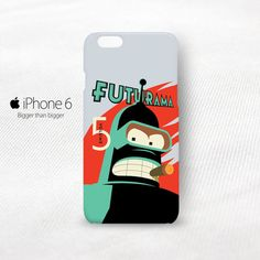 Futurama volume 5 iPhone 6 6S Cover Case