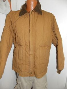 Vintage 1950 S 1960 S 10 X Shooting Range Jacket Coat Size