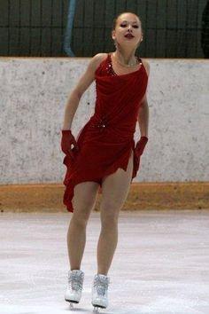 Как сшить костюм для фигурного катания - Мария Новикова