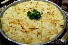 Receita de Bacalhau espiritual em receitas de peixes, veja essa e outras receitas aqui!