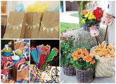 Festa junina #party #decor #casadasamigas