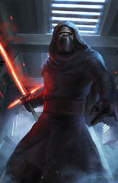 """pixalry: """"Kylo Ren Fan Art - Created by Denni Andria"""" Star Wars Pictures, Star Wars Images, Star Wars Kylo Ren, Star Wars Jedi, Reylo, Kylo Ren Fan Art, Star Wars Jokes, Star Wars Light Saber, Star Wars Wallpaper"""