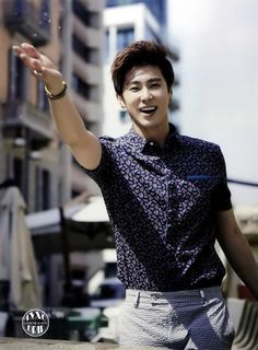 UKNOW YUNHO - Why is he so damn ...