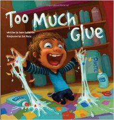 Math Coach's Corner: Literature Link: Too Much Glue