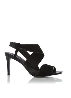 See by Chloé sandalette van nubuck.