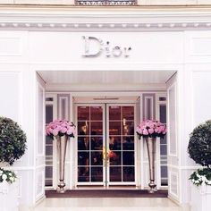 Imagem de dior, luxury, and flowers