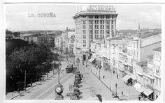 Avenida de Los Cantones, La Coruña