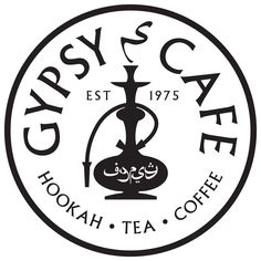 The Original Logo That You Will Notice On Our Cafe Windows... We're A Staple In The Clifton/Avodale Community And We Look Forward To Seeing You In Soon For Your Next Hookah Experience. #GypsyCafe   Join The #TweetChat Tonight And Every Thursday At 6:00pm Eastern Stadard Time. Chime In With Hashtag #TeamGypsy To Keep Improving We Need You. https://twitter.com/GypsyCafe30