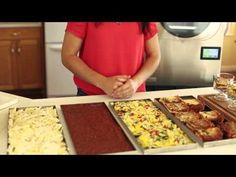Learn how to use a Harvest Right home freeze dryer to easily store your homemade or store bought meals.
