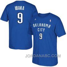http://www.jordanabc.com/serge-ibaka-oklahoma-city-thunder-9-nba-road-blue-short-sleeve-tshirt.html SERGE IBAKA OKLAHOMA CITY THUNDER #9 NBA ROAD BLUE SHORT SLEEVE T-SHIRT Only $50.00 , Free Shipping!