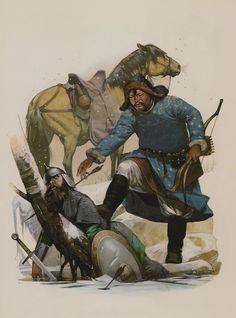 Монголы в Северо-Восточной Руси (зима 1237-1238 гг.)