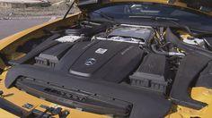 Essai Comparatif : Corvette C7 Stingray vs. Mercedes AMG GT