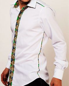 African Prints in Fashion: Be What You Wear: KÉVÉ. that is some fineee man wear right here.