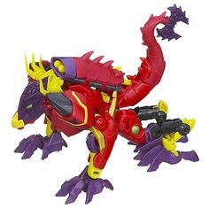 Transformers Tran Prime Beasthunter Deluxe -Laserback Dragon- at Debenhams.com