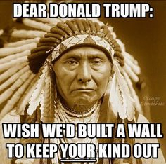 """Amen, Amen, Amen!! There is no room in this country for Destructive, Hateful, Greedy People! We've had Enough of """"Your Kind!!"""""""