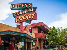 The Cherry Cricket | Denver Colorado | Burgers | Bar | Burger of the Month | Usaj Realty